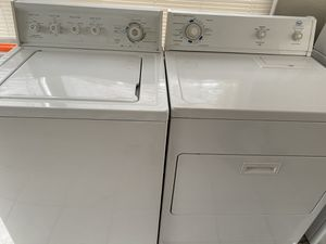 Washer and dryer free local delivery for Sale in Port Richey, FL