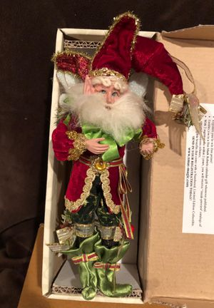 Mark Roberts Fairy Spirit of Christmas small for Sale in Mason City, IA