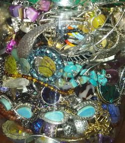 Large Jar Of New And Used Jewelry for Sale in Vancouver,  WA