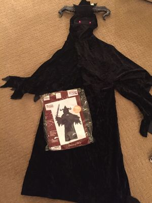 Halloween Costume Demon of war Size boys 8-10 for Sale in Portland, OR