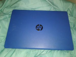 HP Notebook 17bs007ds with 17 in touchscreen for Sale in Newark, OH