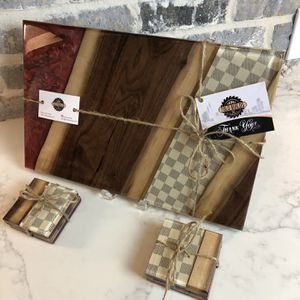 Inspired cosmetics/ charcuterie board for Sale in Deer Park, TX