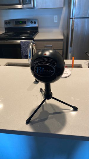Blue Snowball usb microphone for Sale in Phoenix, AZ
