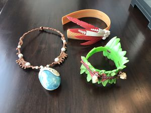 Moana Dress-Up for Sale in Frisco, TX