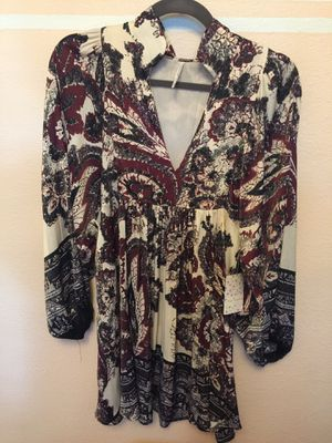 Free people tunic for Sale in Concord, CA