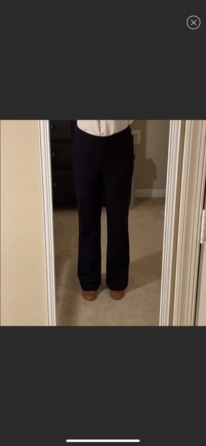 Talbot's Dark Navy Blue Women's Dress Pant Trousers (Size 6) for Sale in Arlington, VA