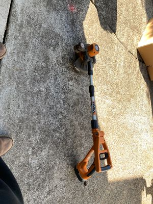 Worx 18v electric weed wacker for Sale in Brooks, OR