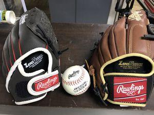 "Rawlings sandlot Baseball Glove ""two & ball"" for Sale in Detroit, MI"