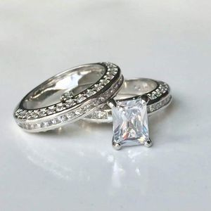 Sterling silver wedding engagement ring band for Sale in Spencerville, MD