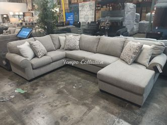 New Sectional Sofa, Stone, SKU# ASH51503RAFTC for Sale in Norwalk,  CA