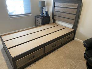Platform Twin Size Bed for Sale in Woodbridge, VA