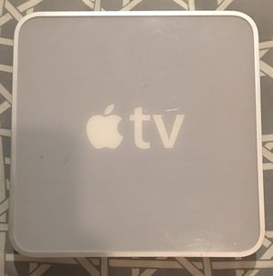 First Generation Apple TV Box Only for Sale in Lexington, KY