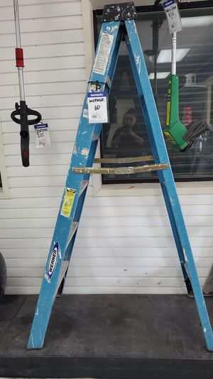 Werner 6ft ladder Fcp2229 for Sale in Houston, TX