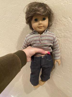 Custom American girl boy doll for Sale in San Leandro, CA