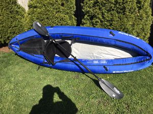 One person inflatable kayak for Sale in Cambridge, MA