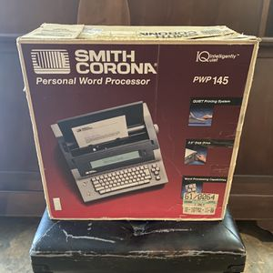 Smith ICoronao Personal Word Processor for Sale in Fayetteville, GA