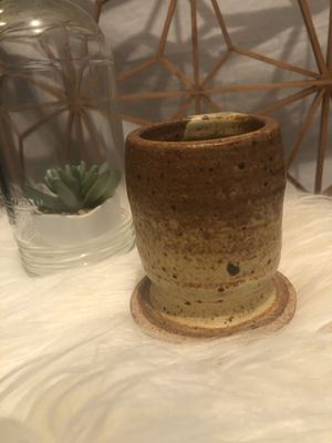 Vintage stoneware pottery mug for Sale in Seattle, WA