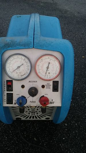 Promax rg5410a. Freon reclaimer for Sale in Bakersfield, CA