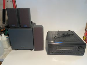Onkyo and Cambridge Soundworks Stereo for Sale in North Andover, MA