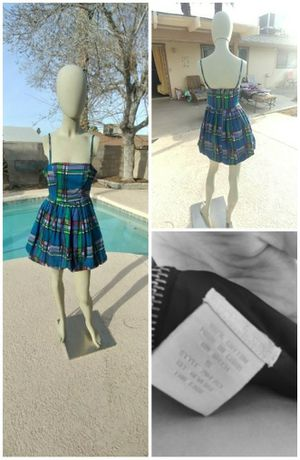Charlotte Russe brand. Very colorful strappy summer dress for Sale in Las Vegas, NV