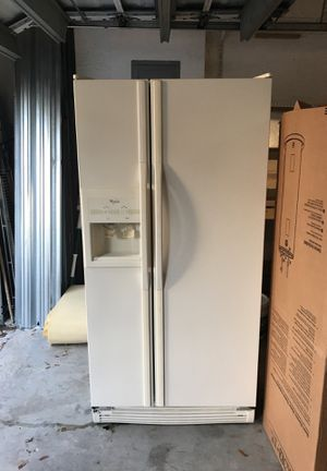Whirlpool appliances , good condition fridge , microwave and dish washer for Sale in Miramar, FL