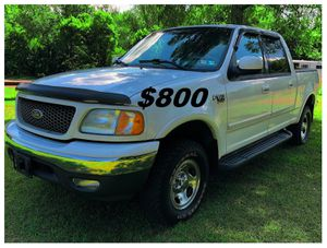 $8OO 🔥original owner🔥 2002 Ford F-150 Truck Run and drive very smooth!!! for Sale in Denver, CO