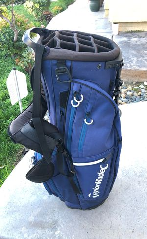 TAYLORMADE FLEXTECH CROSSOVER STAND BAG for Sale in Chula Vista, CA