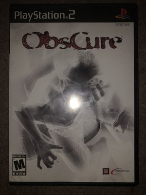 Obscure ps2 game for Sale in Columbus, OH