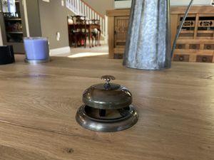 Shopkeeper's Countertop Bell for Sale in Vallejo, CA