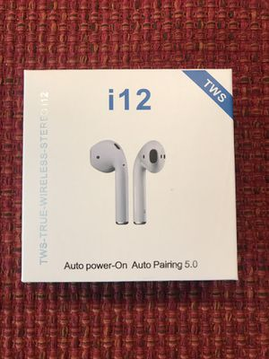 Wireless Bluetooth earbuds for Sale in Huntley, IL