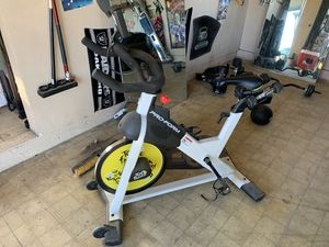 Pro-form spin cycle Exercise bike for Sale in DEVORE HGHTS, CA