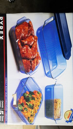 Pyrex Baking Dishes set off 5 for Sale in Westminster, CA