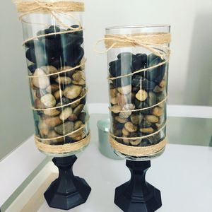 Home decor vases set for Sale in Miami, FL