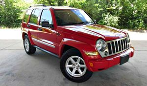 2005 JEEP LIBERTY LIMITED for Sale in Baltimore, MD