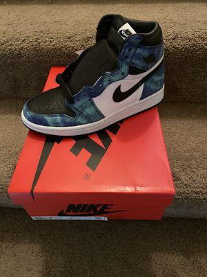 Air Jordan 1 Tie Dye women's 7.5 men's 6 brand new. for Sale in Smyrna, TN