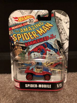 Hot wheels spider mobile for Sale in San Antonio, TX