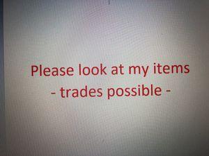 Trades for Sale in Stockton, CA