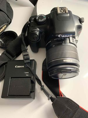 Canon T3 Digital SLR with 18-55mm Lens for Sale in Milpitas, CA