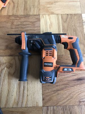 Rigid rotary hammer drill for Sale in Portland, OR