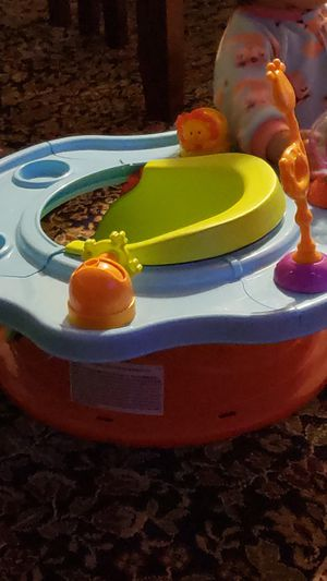 2 in 1 baby sit with play toys for Sale in Sterling, VA