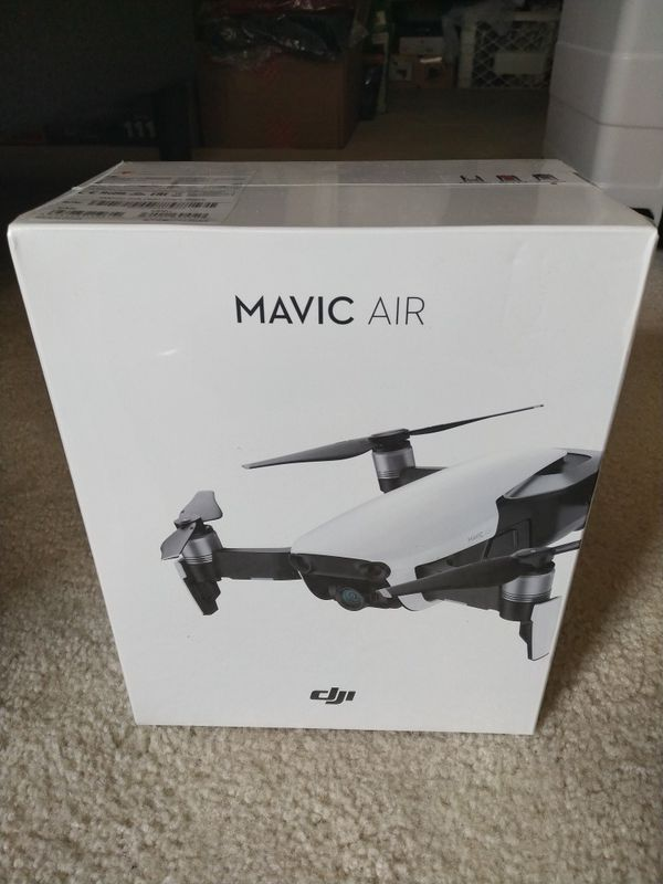 *BRAND NEW SEALED* DJI Mavic Air Drone - Onyx Black