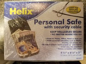 (New) Helix Personal Safe for Sale in Providence, RI