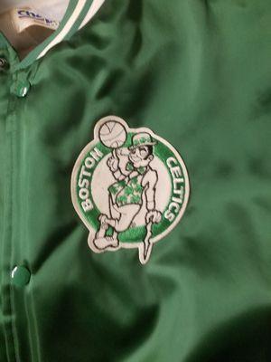 Vintage Boston Celtics jacket for Sale in Tampa, FL