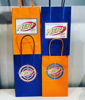 Nerf Theme Party Decorations for Sale in Inglewood, CA