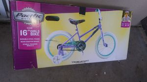 Pacific Gleam Girls Bike (3-7 yrs) for Sale in Denver, CO