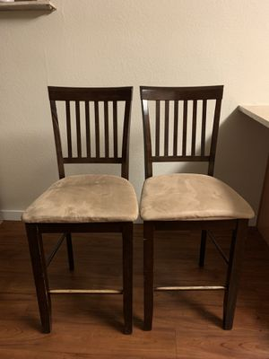 Counter height chairs for Sale in Glendale, CO