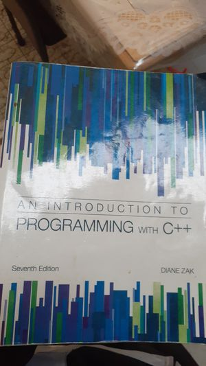 Programming with C++ for Sale in Mukilteo, WA