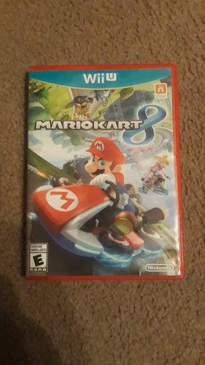 Nintendo Wii U Mario Kart 8 for Sale in Irving, TX