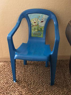 Spongebob kids chair for Sale in Bellevue, WA
