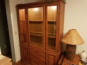 china cabinet for Sale in Belvidere, IL